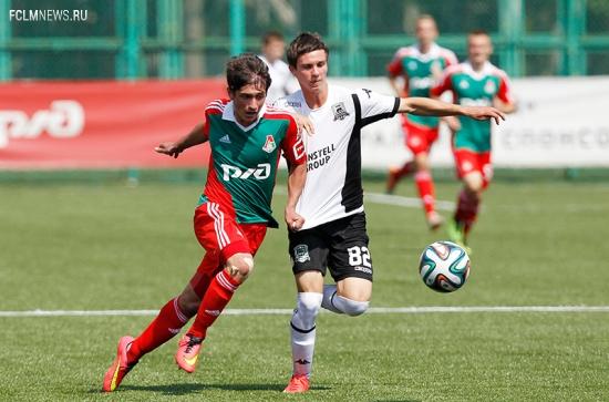 «Локомотив» - «Краснодар» 5:3