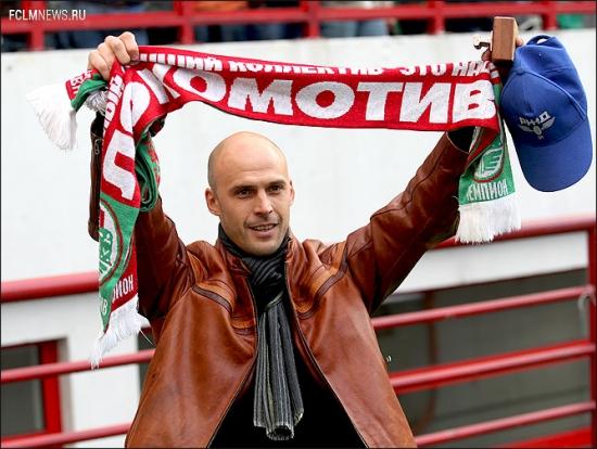 Пашинин будет помощником Капелло в матчах с Азербайджаном и Лихтенштейном