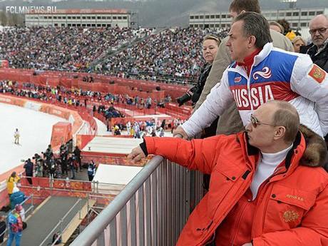 Путин и Мутко хотят выжить легионеров из российского спорта