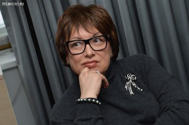 Президент «Локомотива» Ольга Смородская. Фото ИТАР-ТАСС
