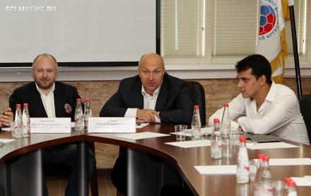 «Локомотив» принял участие в конференции РФПЛ, посвященной клубному ТВ