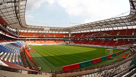 «Мордовии» не разрешили провести тренировку на поле стадиона «Локомотив»