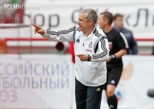 В понедельник в «Локомотиве» обсудят отставку Леонида Кучука