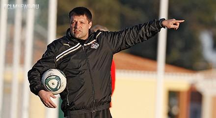 И.о. главного тренера «Локомотива» Черевченко получил двух помощников