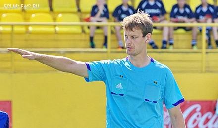 Андрей Фисенко назначен на матч «Сибирь» - «Локомотив»