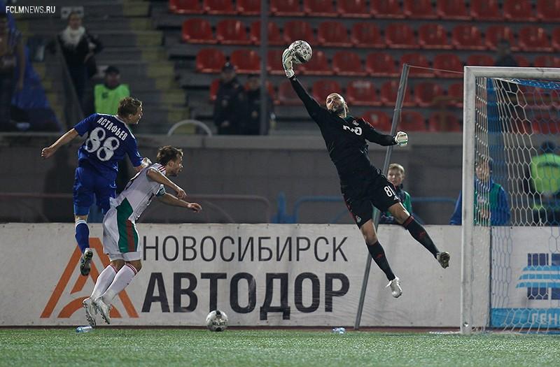 «Сибирь» - «Локомотив» 1:3