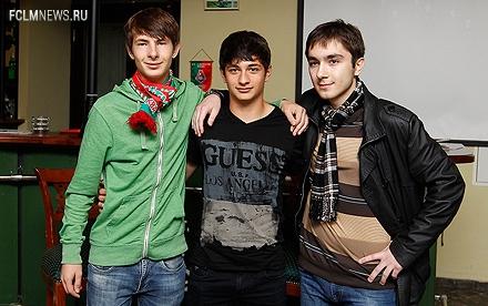 Аршака Коряна наградят призом игрока августа на матче «молодежки»