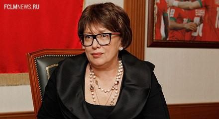 Смородская обязала учеников клубной академии посещать игры «Локо»