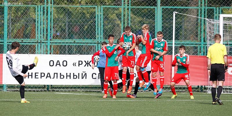 Молодежное первенство. «Локомотив» - «Амкар» 1:1