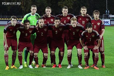 Четыре игрока «Локомотива» - в молодежной сборной России