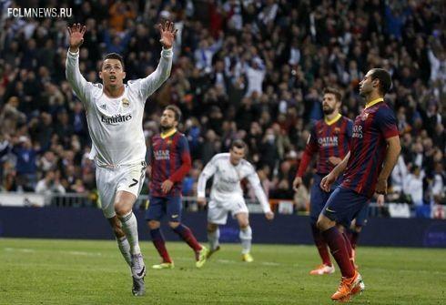 """""""Реал"""" и """"Барселона"""", пожалуй, лучше всех адаптированы к новым требованиям игры в футбол. Фото REUTERS"""
