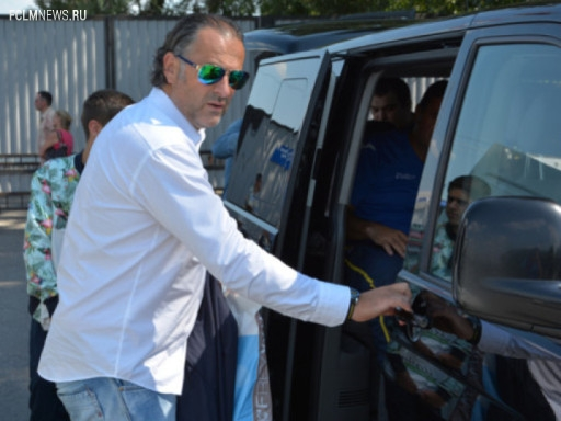 Божович может быть назначен главным тренером «Локомотива»