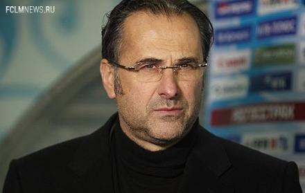 Официально. Миодраг Божович - и.о. главного тренера «Локомотива»