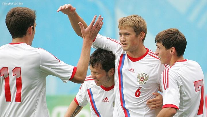 Сборная России вышла в элитный раунд ЧЕ-2015 U19