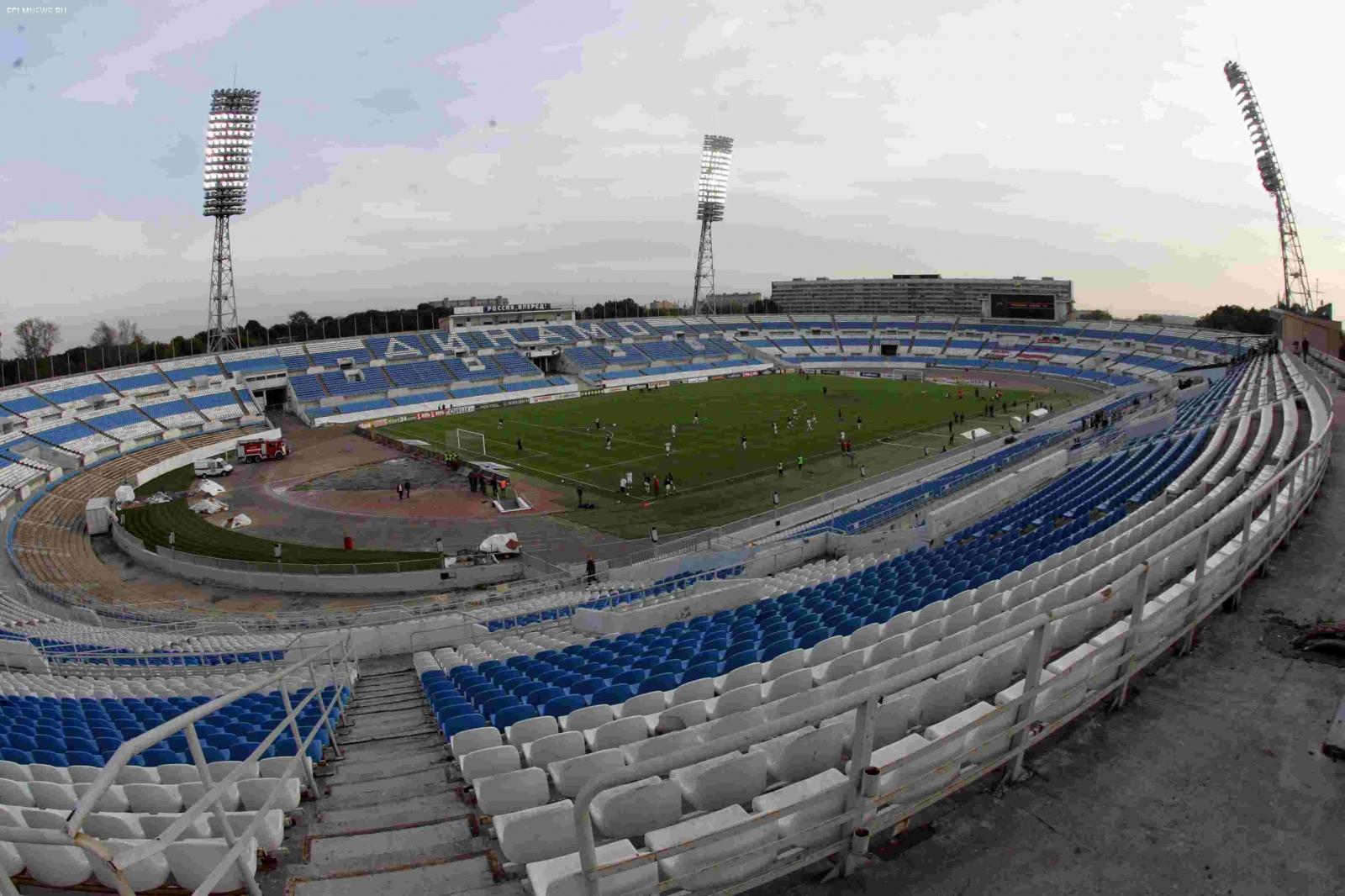 Дебюты сборной России на московских стадионах: четыре победы, одна ничья