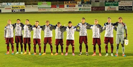 Макаров и Баринов помогли сборной U-19 выйти в элитный раунд ЧЕ-2015