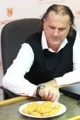 Божович: рассчитываю проработать в «Локомотиве» больше года