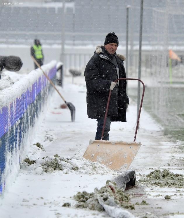 Зима по-уральски. Фото ТАСС