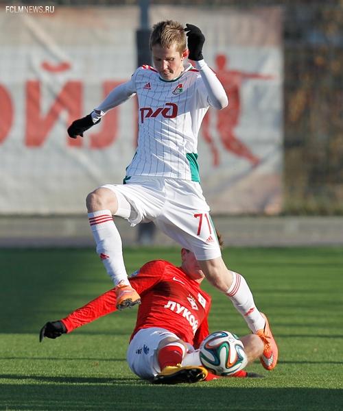 «Спартак» - «Локомотив» 2:4