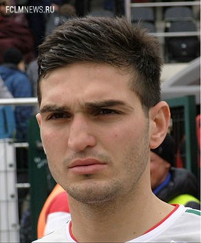 Оздоев заключил контракт с Nike