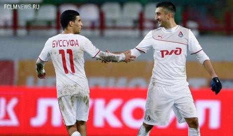 """Буссуфа: """"Локомотив"""" провел очень хороший и жесткий матч"""