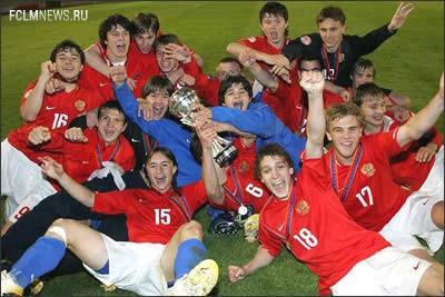 Юношеская Сборная - 2006. Потерянное поколение.