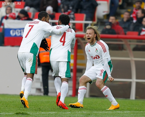«Спартак» - «Локомотив» 1:1