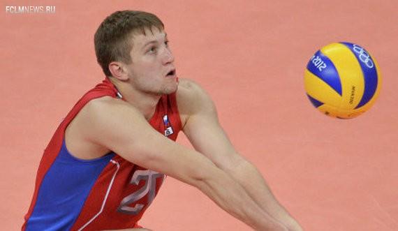 Алексей Обмочаев, волейбол