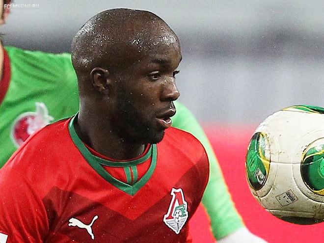 «Локомотив» намерен вернуть Диарра и сделал игроку очередное предложение