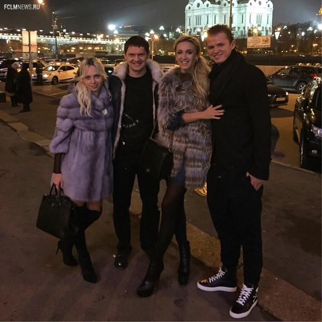 Тарасов и Михалик – за дружбу народов!