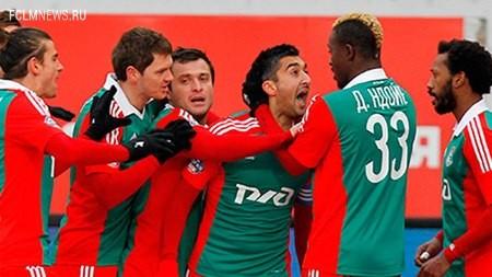 «Локомотив» одолел «Торпедо» в дерби