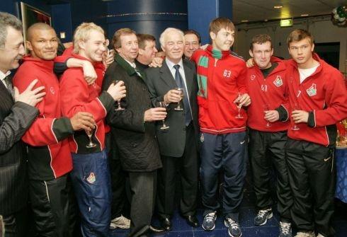 """Золотой состав """"Локомотива""""-2004. Где они сейчас?"""