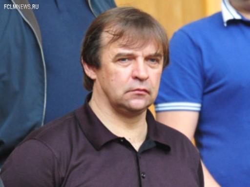 Александр Бородюк. Фото Дарьи Исаевой Источник: Sovsport.ru