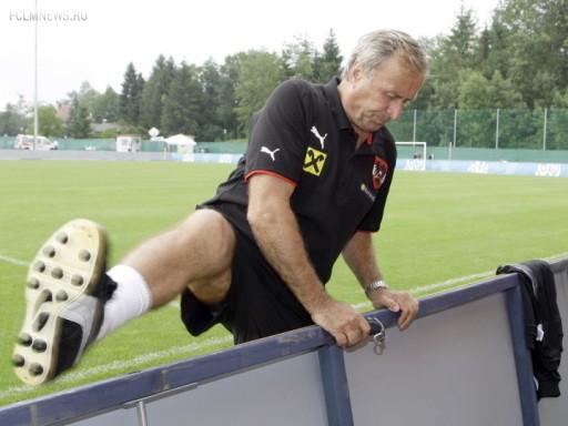 Йозеф Хикерсбергер готовил австрийскую сборную к домашнему Евро шесть лет назад Источник: Associated Press
