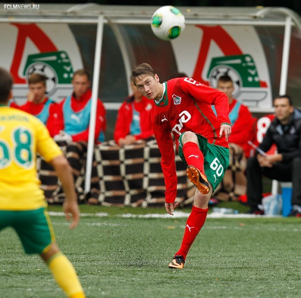 Игроки «Локомотива» поучаствовали в матче с Канадой