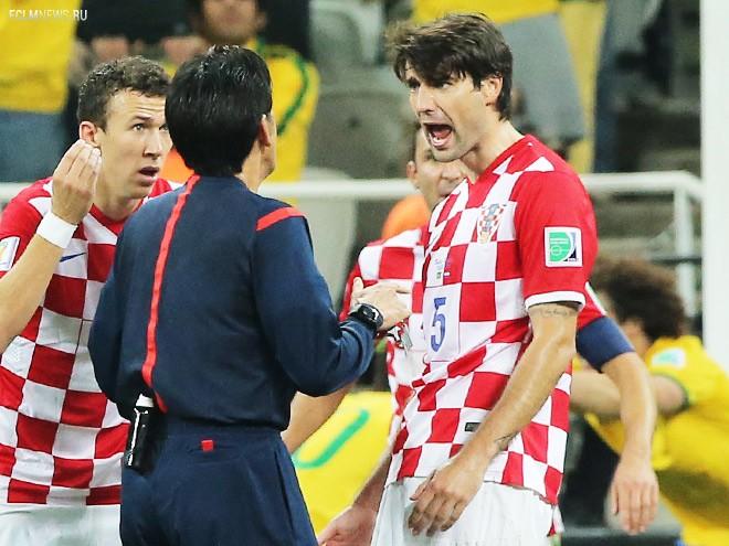 Чорлука: храбрости сборной Хорватии не занимать, хотим победить итальянцев