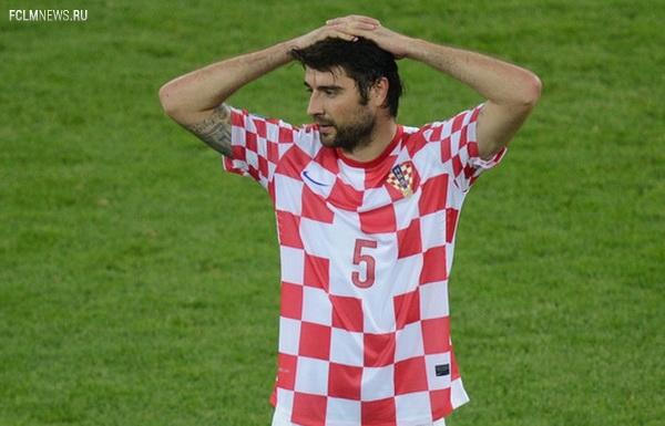 Чорлука выйдет на поле в матче с Италией с первых минут