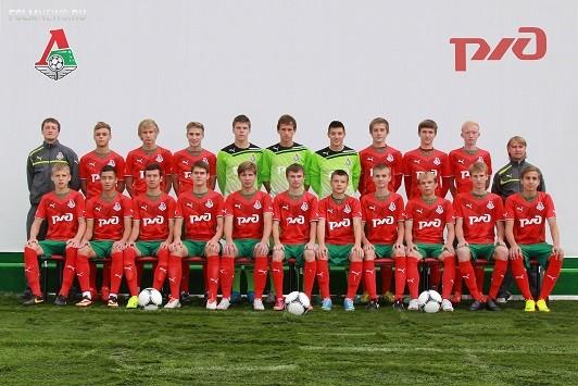 Локомотив юношеская команда 1997 года рождения