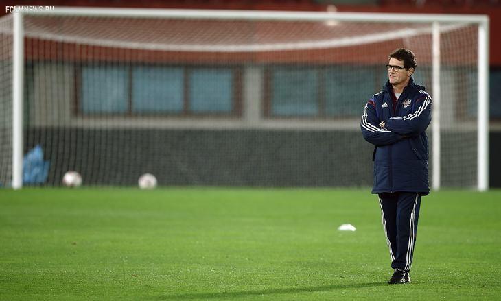 Капелло остался в сборной России без свои соотечественников. Фото: Reuters