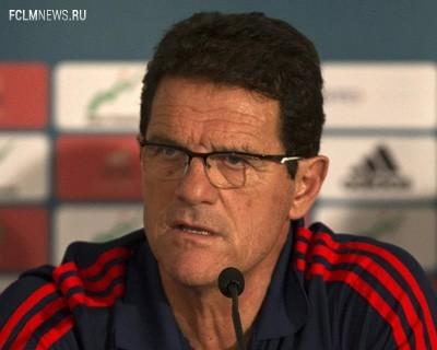 """Фабио Капелло: """"Уверен, что сборная выйдет на Euro-2016"""""""