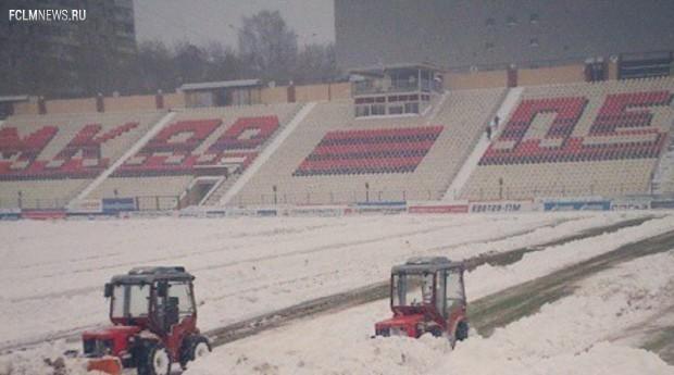 Замороженные. Кому нужен футбол на морозе?
