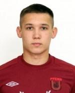 Капелло назвал Набиуллина лучшим молодым игроком года в России