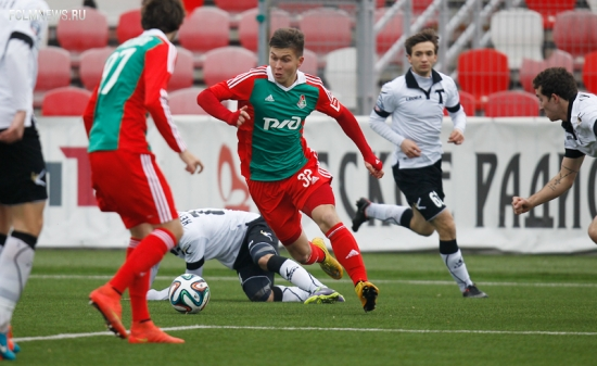 «Торпедо» – «Локомотив» 1:0