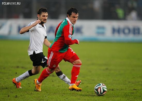 «Торпедо» - «Локомотив» 0:1