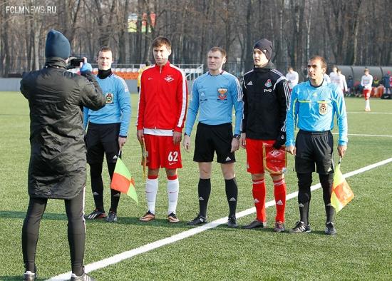 «Локомотив» - «Спартак» 0:2