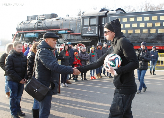 Экскурсия с Дмитрием Тарасовым