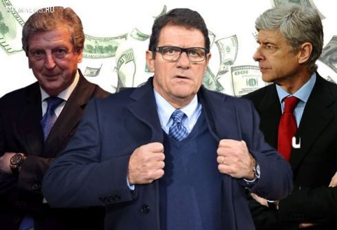 """Клуб """"65+"""". Капелло, Венгер и другие самые дорогие тренеры-пенсионеры"""