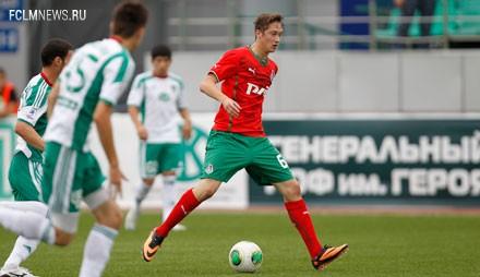 «Молодежки» «Локомотива» и «Терека» начнут матч в 11:00