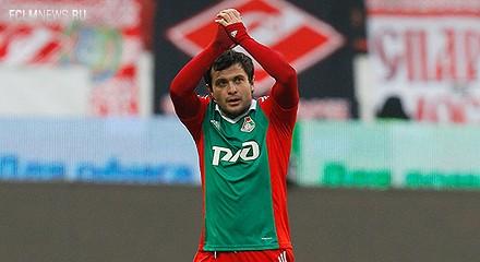 Алан Касаев - игрок ноября!