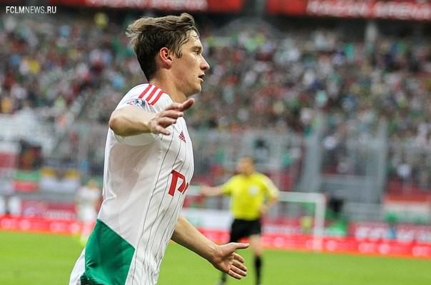 """Алексей Миранчук: """"Уже видел мяч в сетке, но..."""""""